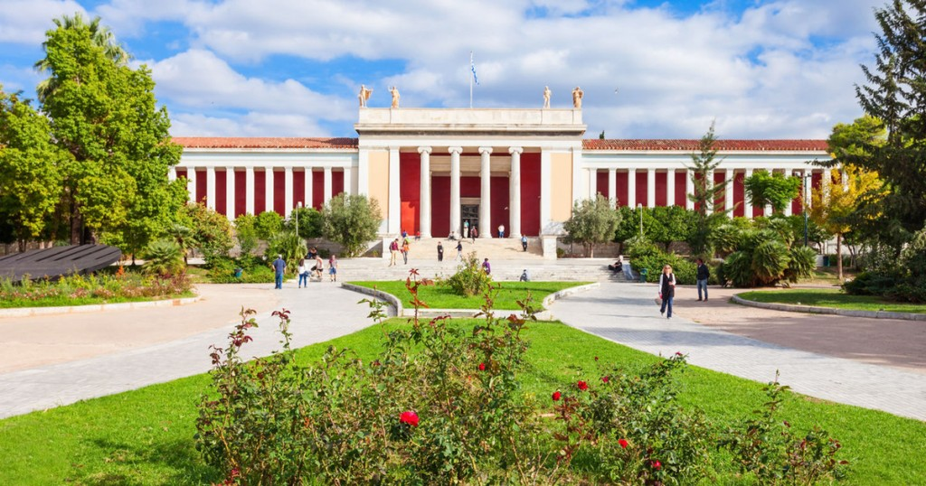 Athens National Archaeological Museum