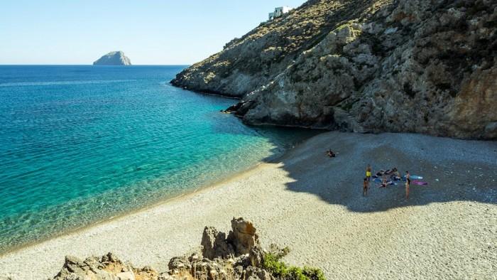 best Kithira beaches