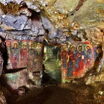 The Cave of Agia Sophia in Kithira