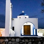 Church of Agios Nikolaos in Koufonisia