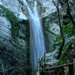 Lefkada: Dimosari Waterfalls in Nidri Village