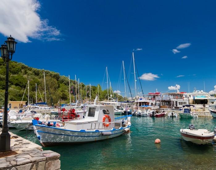 islands of Lefkada