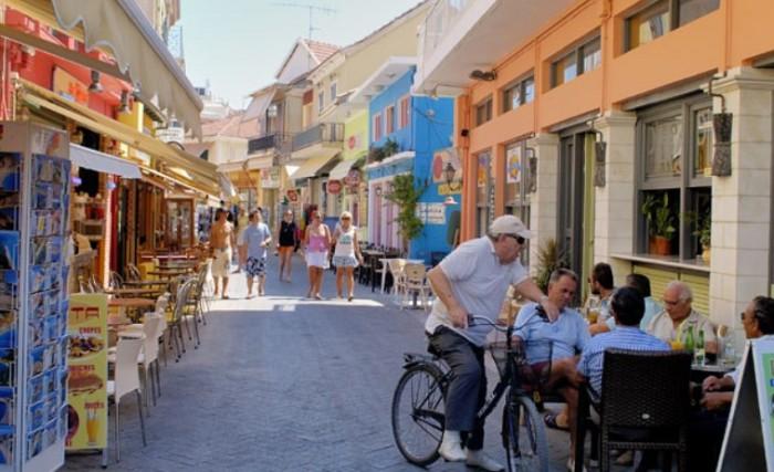 pedestrian street