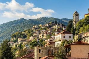 villages in Greece