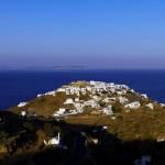 The Emblematic Kastro in Sifnos