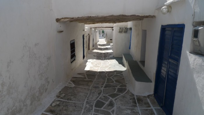 Kastro in Sifnos