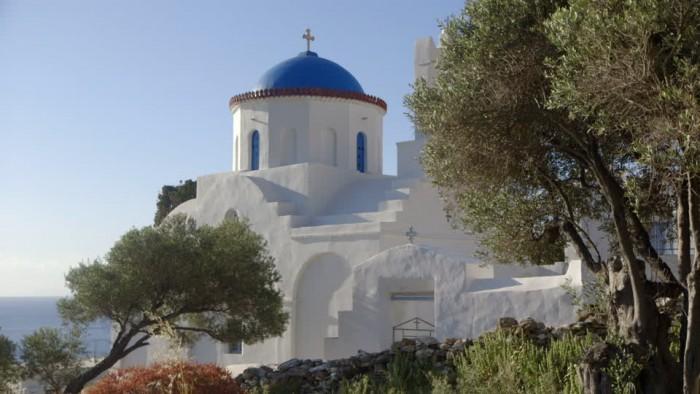 Sifnos churches