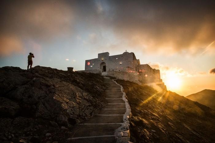 Sifnos monasteries