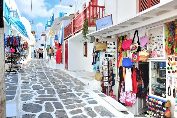 Sifnos villages