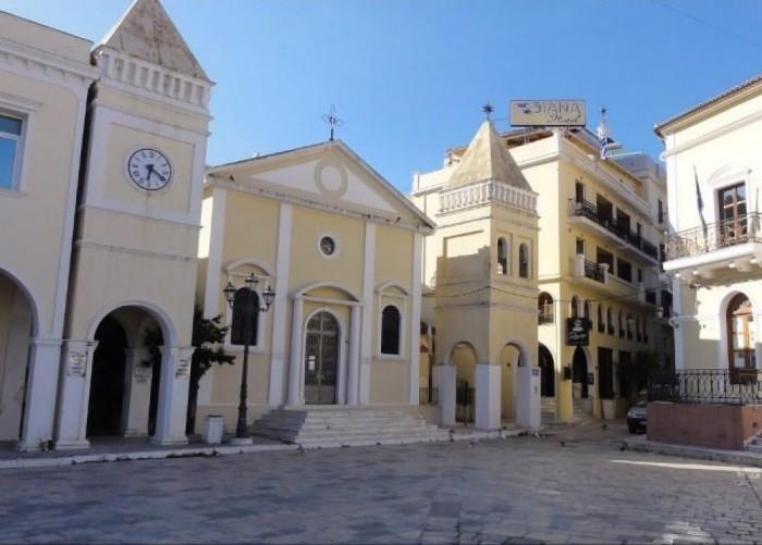 Zakynthos churches
