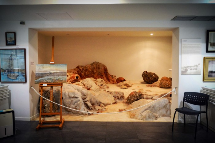 museums in Galaxidi