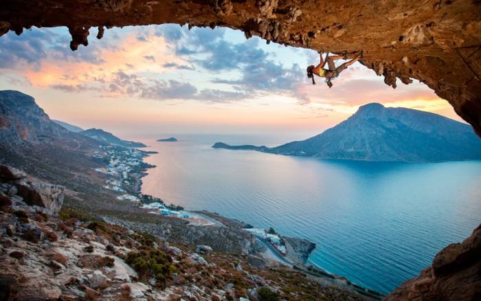 kalymnos caves