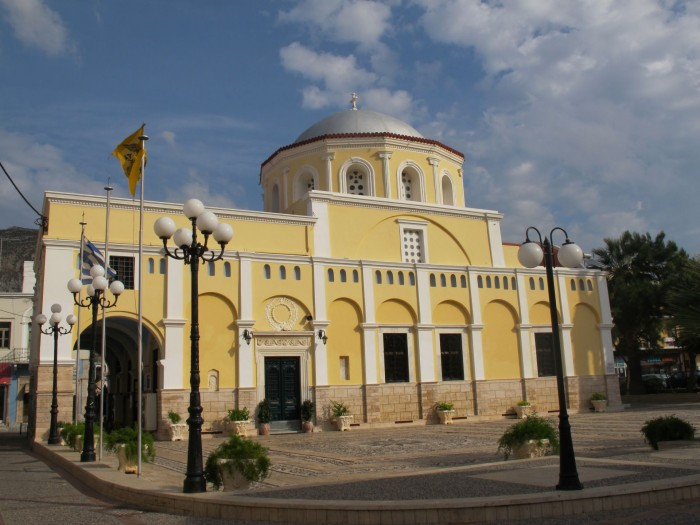 kalymnos churches