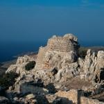 The Medieval Castle of Tilos