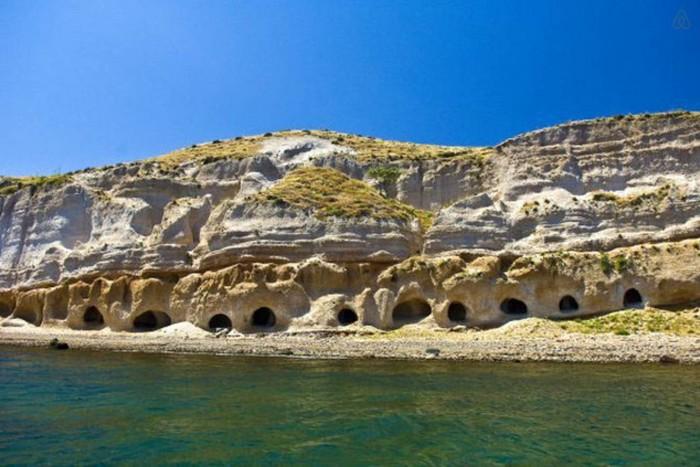 nisyros beaches