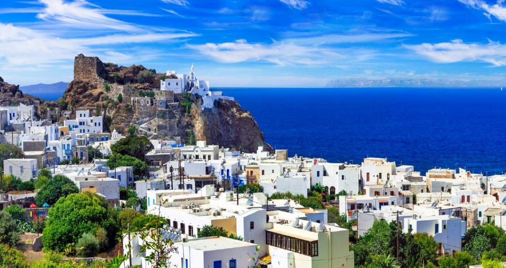 Palaiokastro: The Fortress of Nisyros | Travel Zone Greece