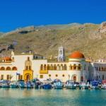 Discover Kalymnos Pothia Town
