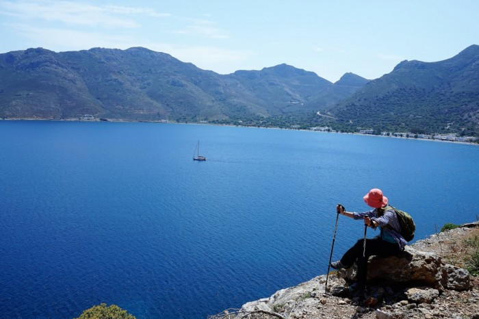 tilos hiking & birdwatching