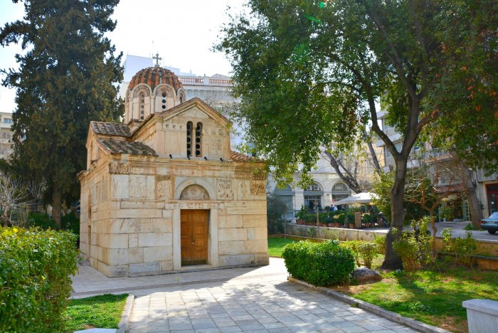 athens churches