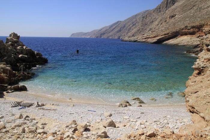 chalki beaches
