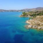 Leros Beaches of Deep Blue Sea