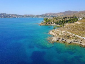leros beaches