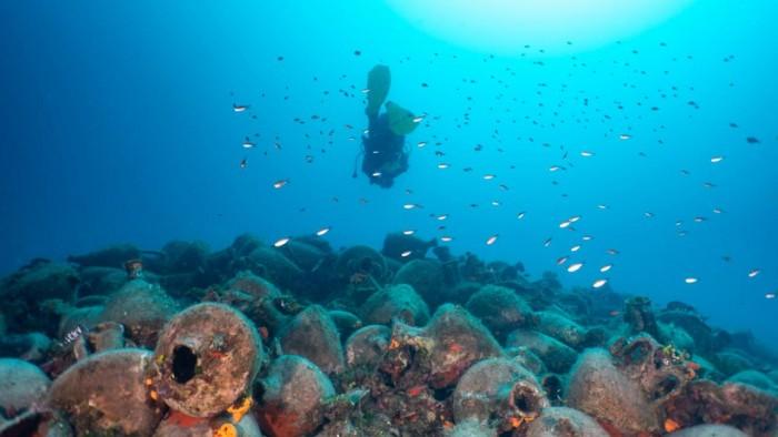 alonissos submarine museum project