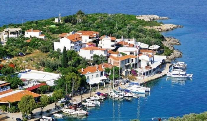 alonnisos villages