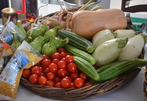 santorini gourmet