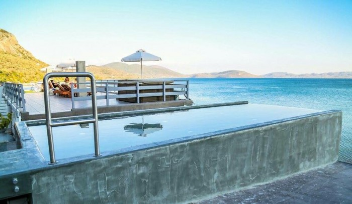 lesvos thermal springs