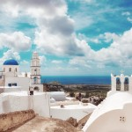 Pyrgos Santorini: A Medieval Treat in Cyclades