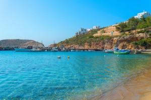 syros beaches