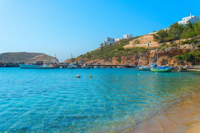syros beaches