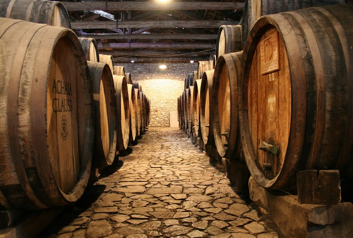 achaia wine tourism