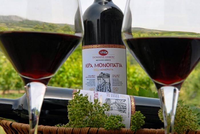 trikala wine tourism