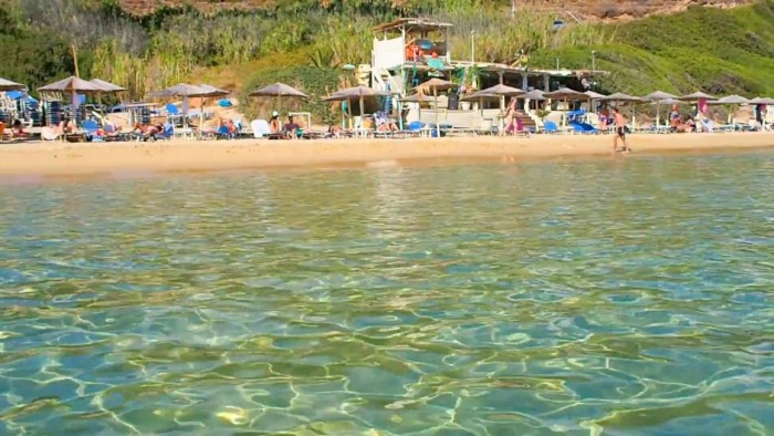 andros beaches