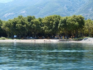 samothraki beaches