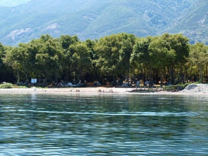 samothraki beaches