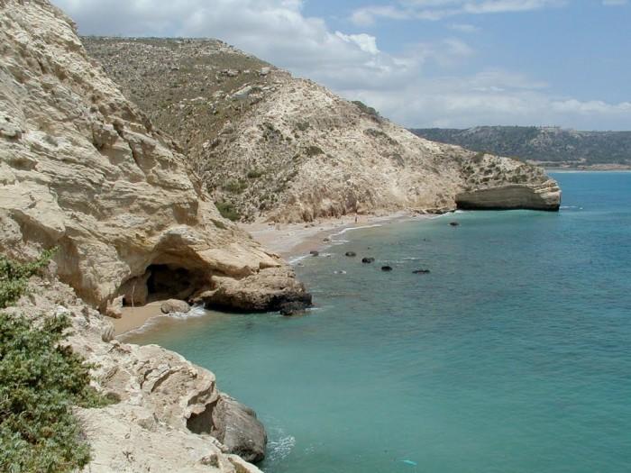 sikinos beaches