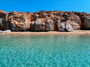 beaches of kasos