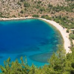 Mesmerizing Chios Beaches