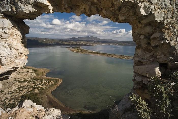 gialova lagoon