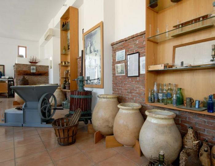 ouzo barbayanni museum