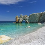 The Emerald Beauty of Skiathos Beaches
