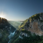 Climb Up the Imposing Vikos Gorge