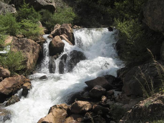 vouraikos gorge