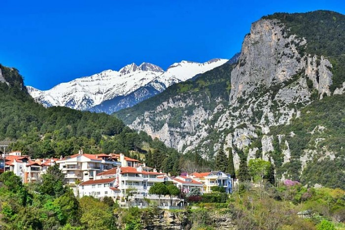 The Mesmeric Litochoro in Pieria | Travel Zone Greece