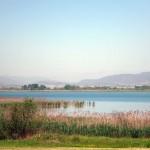 Trichonida Lake & Psilovrachos Village