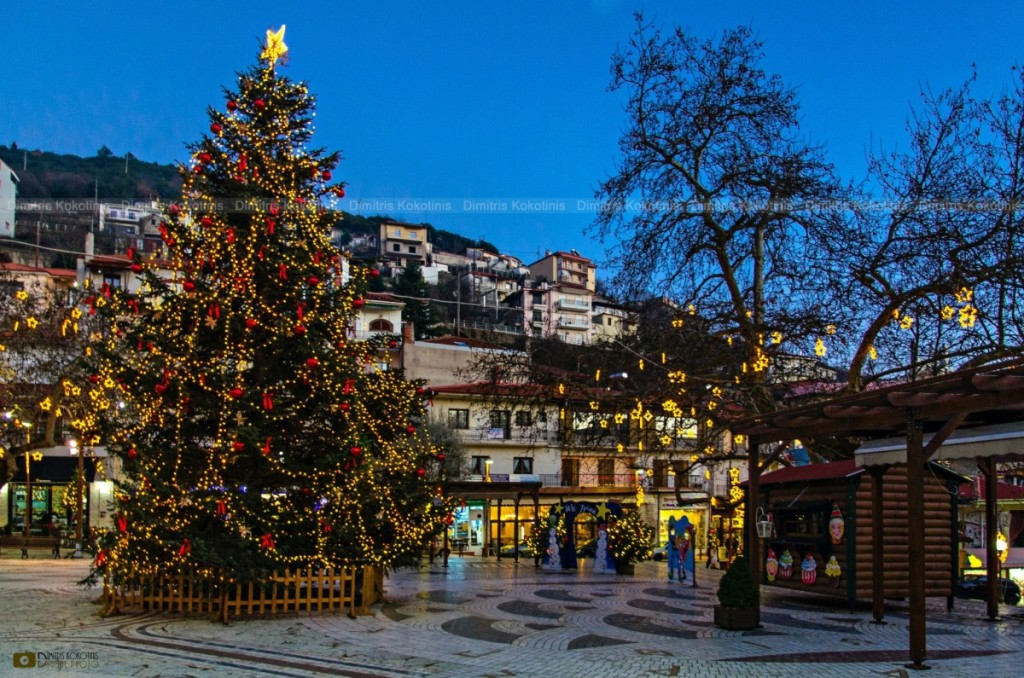 christmas in karpenisi