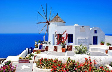best greek islands vacation